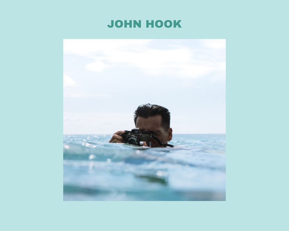 John Hook Olukai influencer photo