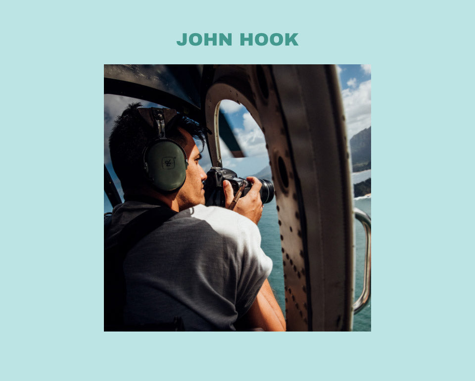 John Hook Olukai influencer photo 4