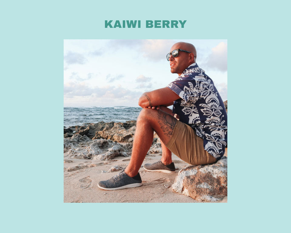 Kaiwi Berry Olukai influencer photo 6