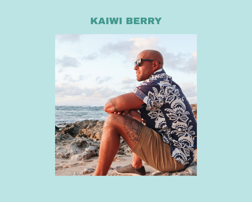 Kaiwi Berry Olukai influencer photo