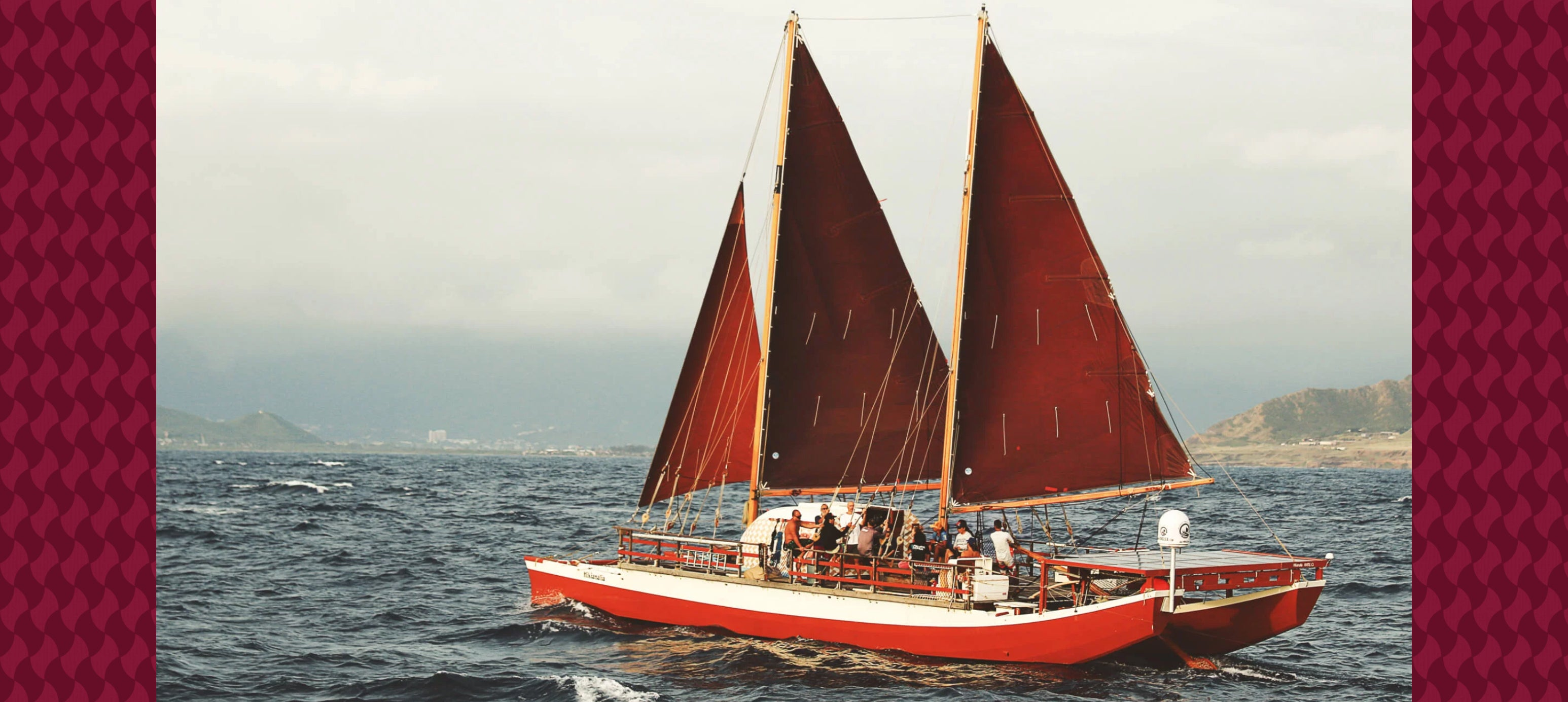 hikianalia sailboat voyage