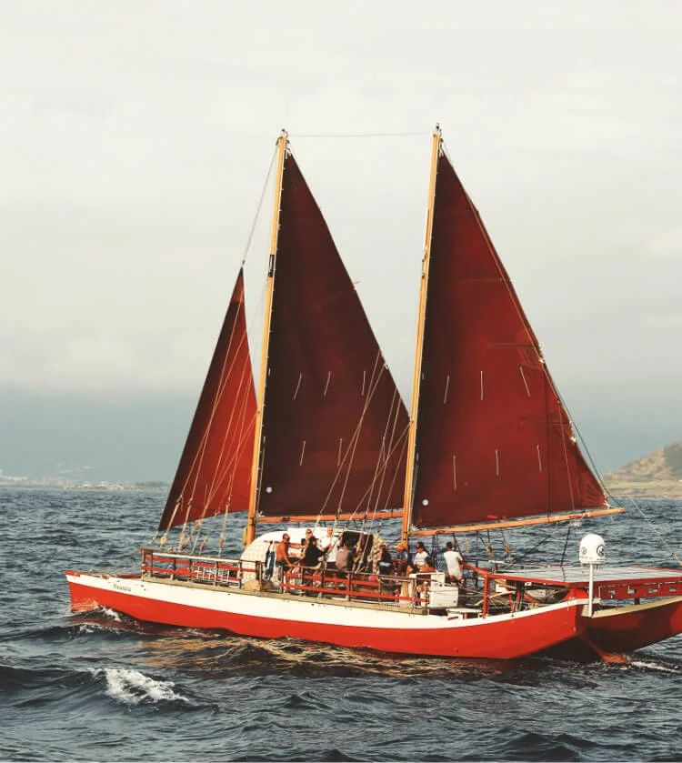 hikianalia sailboat voyage mobile