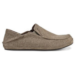 OluKai Moloa Hulu Men's Wool Slipper