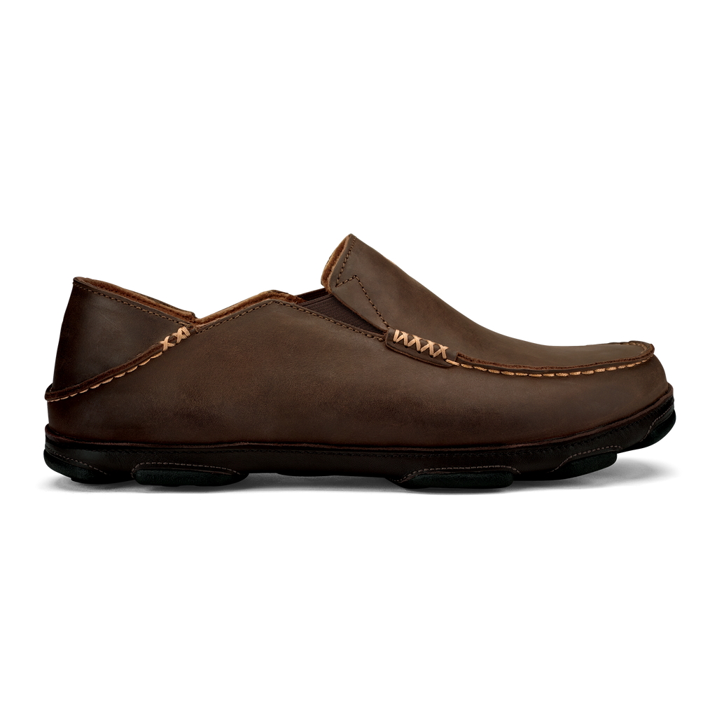Men's Leather Slip On Shoes