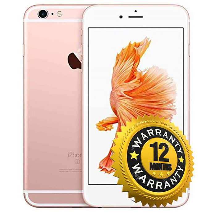 Apple iPhone 6S - 16GB - O2 - Rose Gold