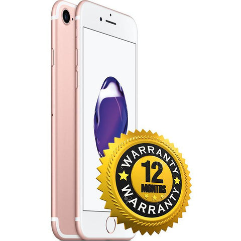 Apple iPhone 7 - Rose Gold - 32GB - Vodafone