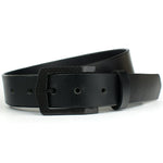 No more security clearance worries with The Stealth Black Belt - zero metal means zero beeps