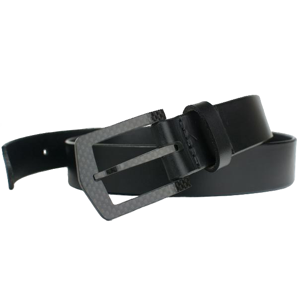The Stealth Black Belt by Nickel Smart®
