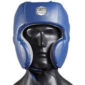 Ultimatum Boxing Headgear Reload Smart Blue