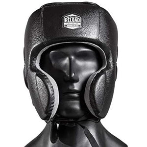Ultimatum Boxing Headgear Reload Smart BLK