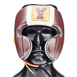 Ultimatum Boxing Kids' Boxing Headgear Youth Cherry