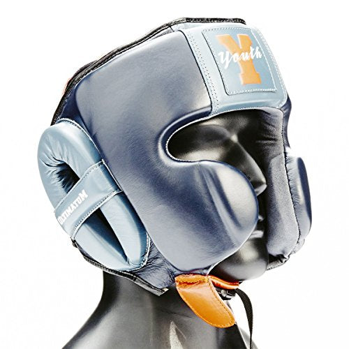 Ultimatum Boxing Kids' Boxing Headgear Youth Navy