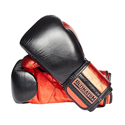 Ultimatum Boxing Professional Training Gloves Gen3Pro Code Red