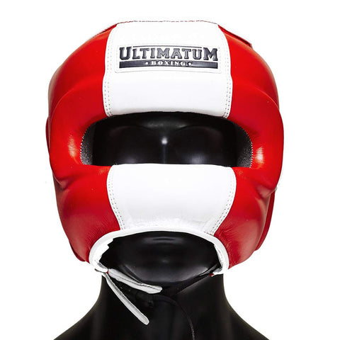 Ultimatum Boxing Professional Facebar Headgear Gen3FaceBar Outlaw