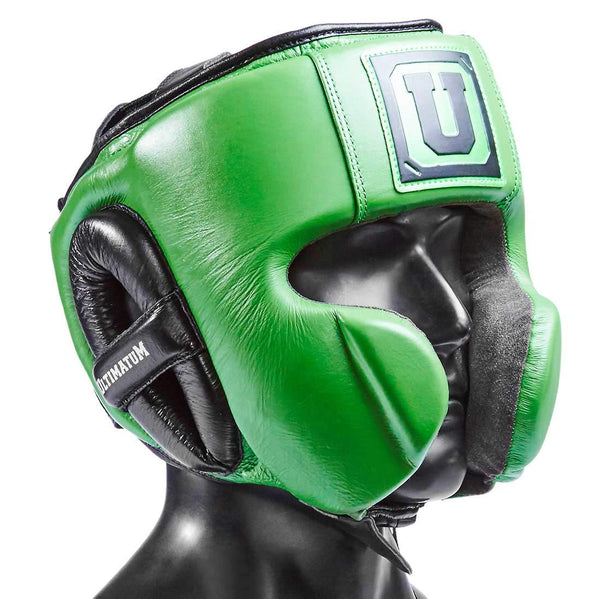 Ultimatum Boxing Professional Mexican Style Headgear Gen3Mex Hunter