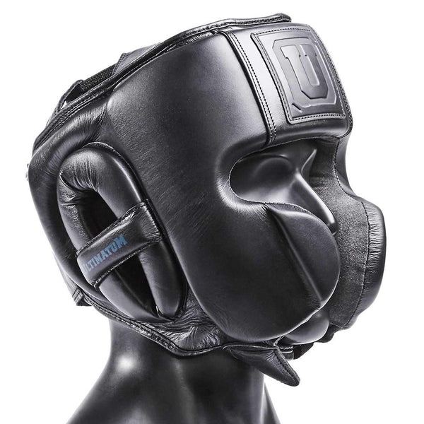 Ultimatum Boxing Professional Mexican Style Headgear Gen3Mex Carbon