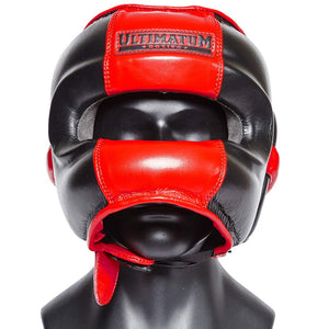 Ultimatum Boxing Professional Facebar Headgear Gen3FaceBar Hammer