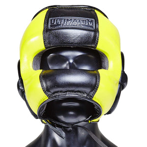 Ultimatum Boxing Professional Facebar Headgear Gen3FaceBar Toxic