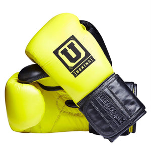 Ultimatum Boxing Professional Training Gloves Gen3Pro Toxic