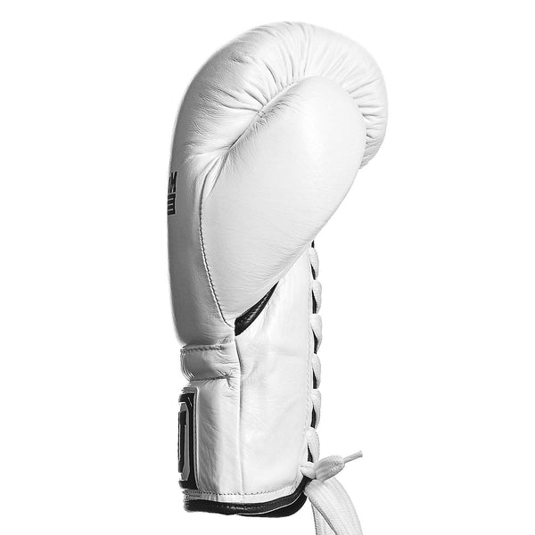 Ultimatum Boxing Professional Training Gloves Gen3Pro WhiteForce Lace-Up