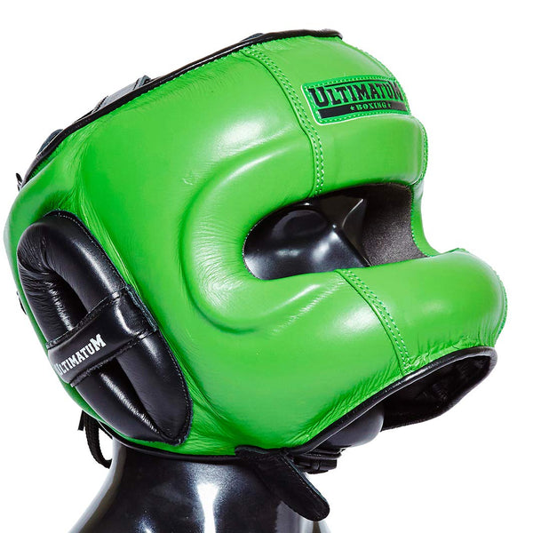 Ultimatum Boxing Professional Facebar Headgear Gen3FaceBar Hunter