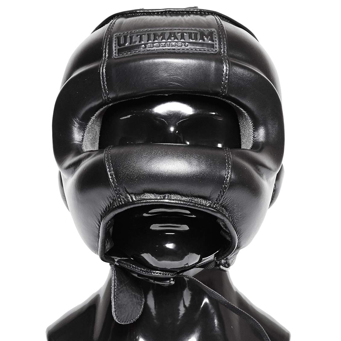 Ultimatum Boxing Professional Facebar Headgear Gen3FaceBar Carbon