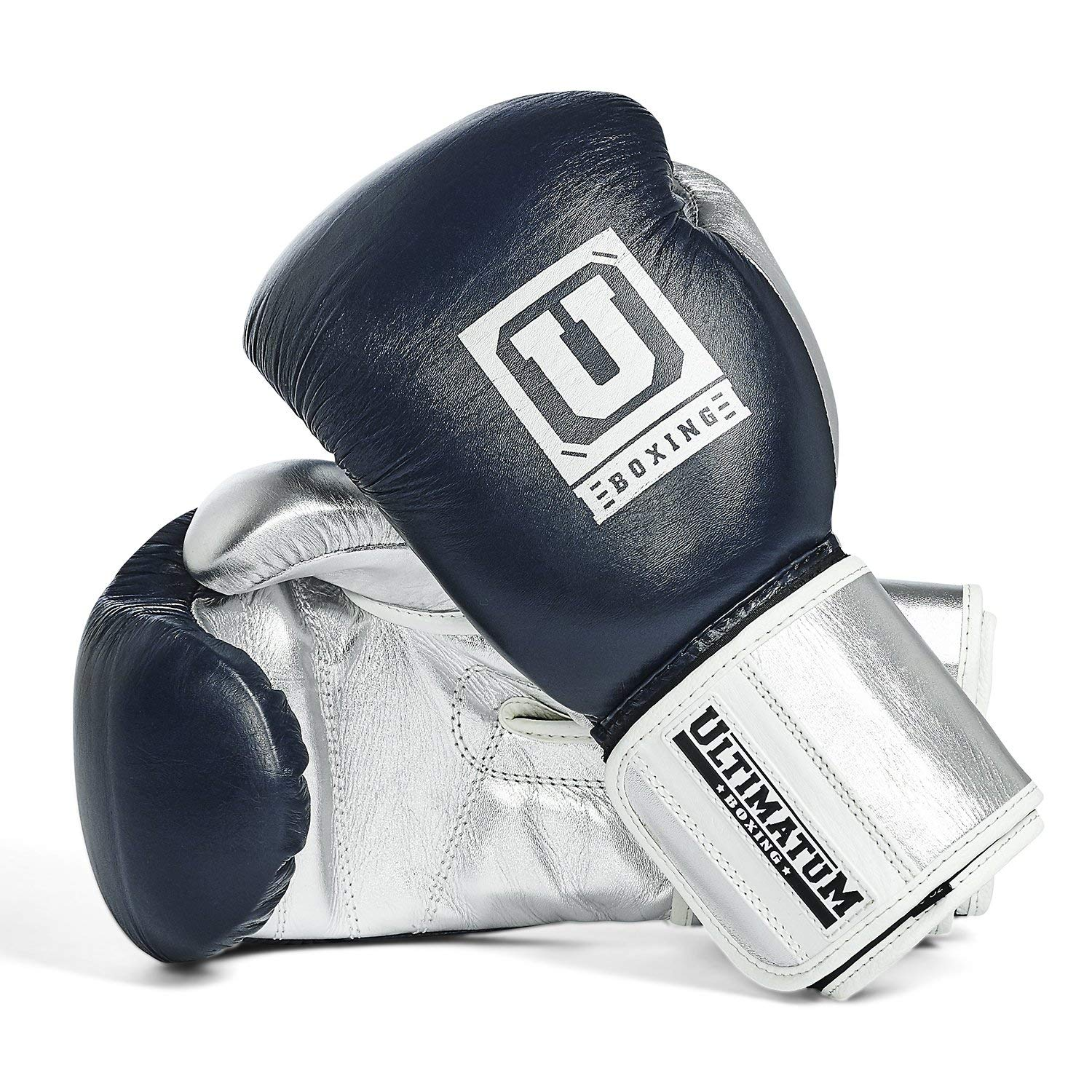 Ultimatum Boxing Professional Training Gloves Gen3Pro Navy