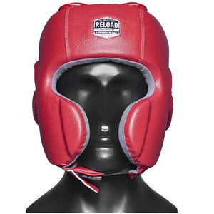 Ultimatum Boxing Headgear Reload Smart Red