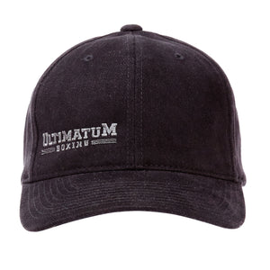 Ultimatum Boxing Cap Black