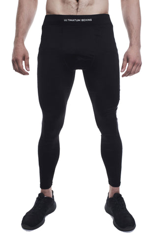 Ultimatum Boxing Compression Pants UBTCPB
