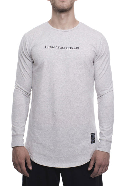 Ultimatum Boxing Long Sleeve Training Shirt UBLSGM