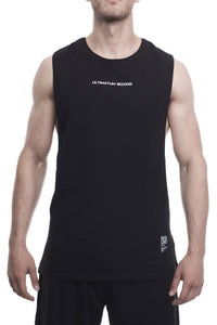 Ultimatum Boxing Tank Top A2B Muscle Tank Black