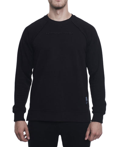 Ultimatum Boxing Sweatshirt U-CITY FW BLACK