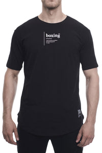 Ultimatum Boxing T-Shirt WIB Tee Black