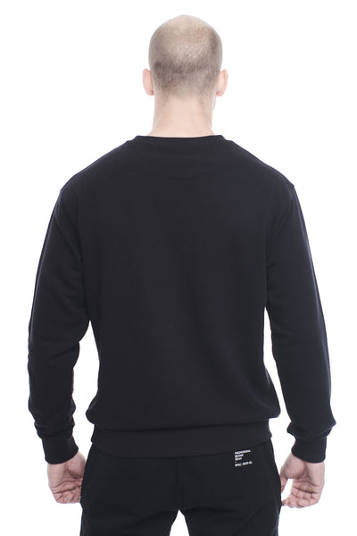 Ultimatum Boxing Sweatshirt U-CITY BL BLACK
