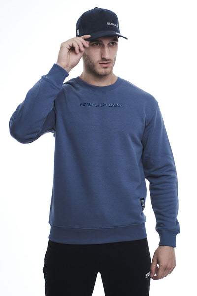 Ultimatum Boxing Sweatshirt U-CITY BL BLUE