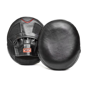 Ultimatum Boxing Genuine Leather AirPads GL Black