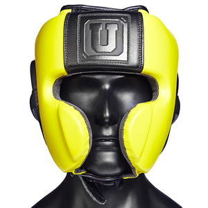 Ultimatum Boxing Professional Mexican Style Headgear Gen3Mex Toxic