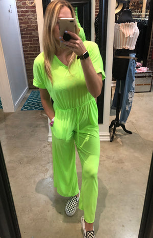 Neon Moon Jumpsuit