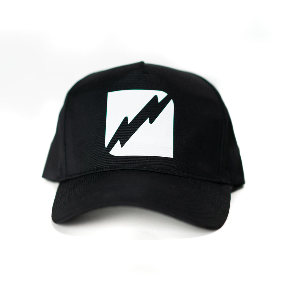 Supps Cap - Black