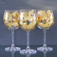 14k Gold Wine Glass