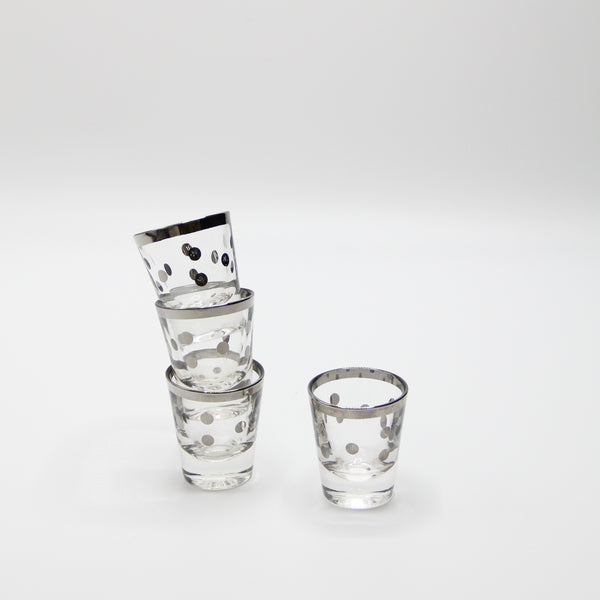 Polka Dot Shot Glass