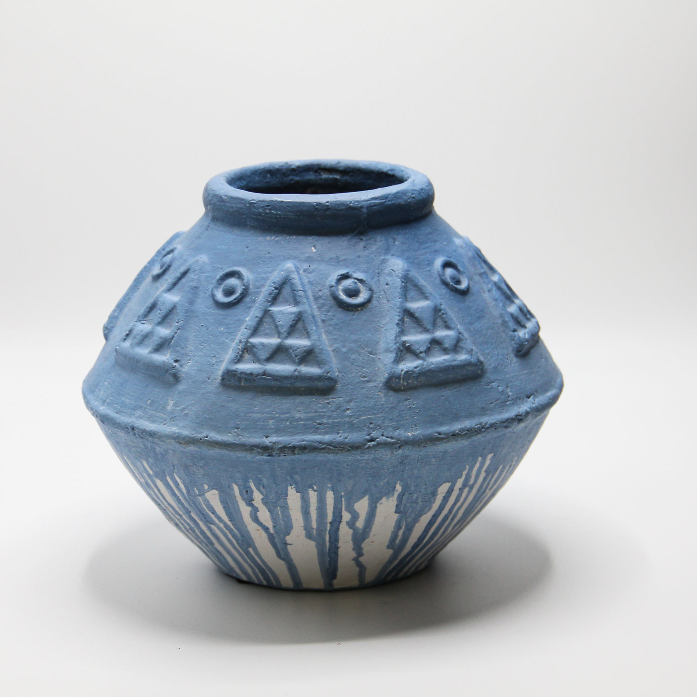 Ceramic Painted Pot
