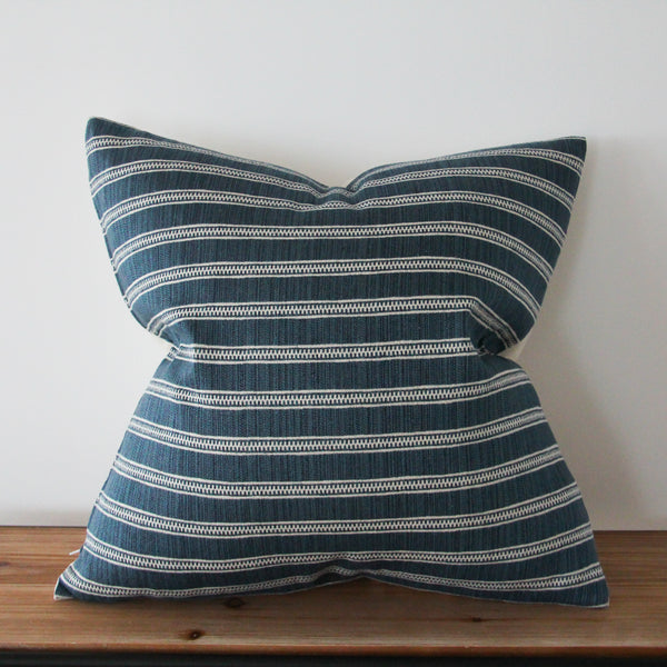 Zig Zag Stripe Pillow set of 2