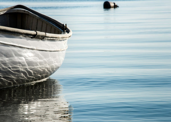 Rowboat Reflections