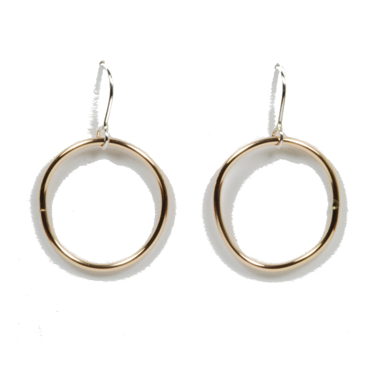 Aqua Pura Hoop Earrings
