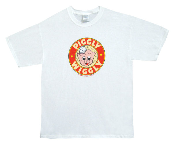 095y Youth Piggly Wiggly White