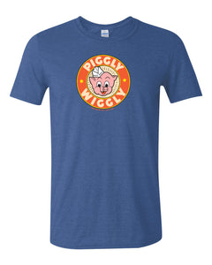 095 Piggly Wiggly Heather Royal blue