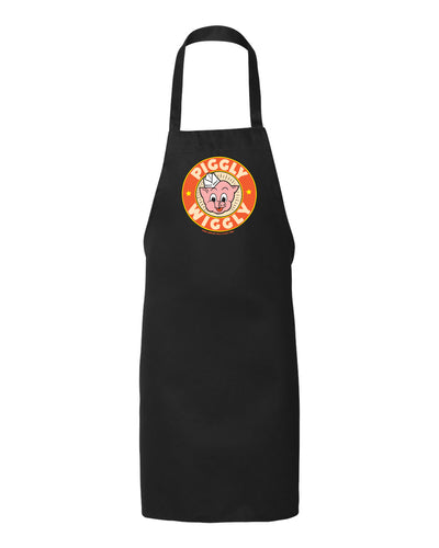 095APRB Piggly Wiggly  Black Apron