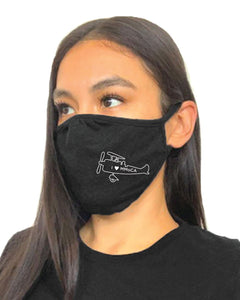 """I Heart MMoCA"", Face Mask"